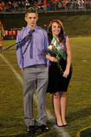 CLINTWOOD HOMECOMING COURT